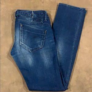 Women's G-Star Stretch Jeans Original Raw 28